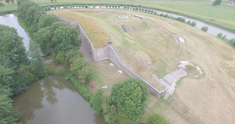 Fort bij Spijkerboor