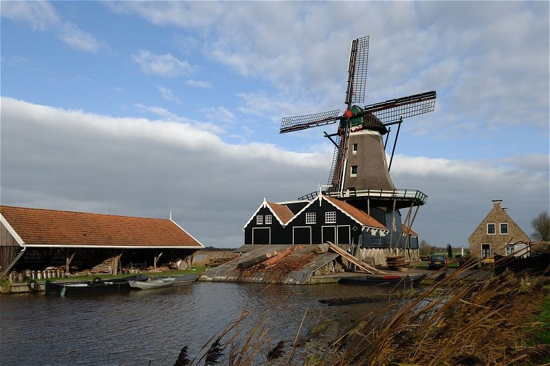Molen de Rat IJlst