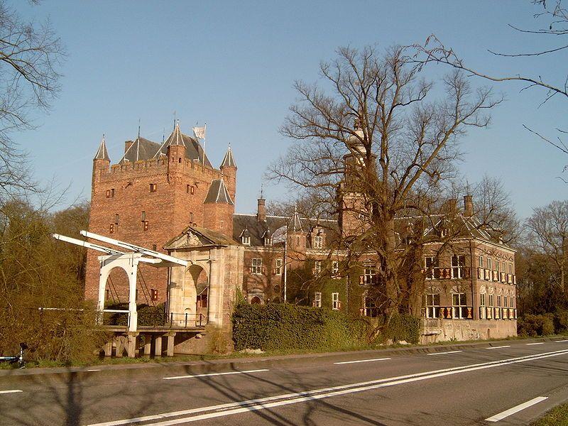 Kasteel Nijenrode in Breukelen