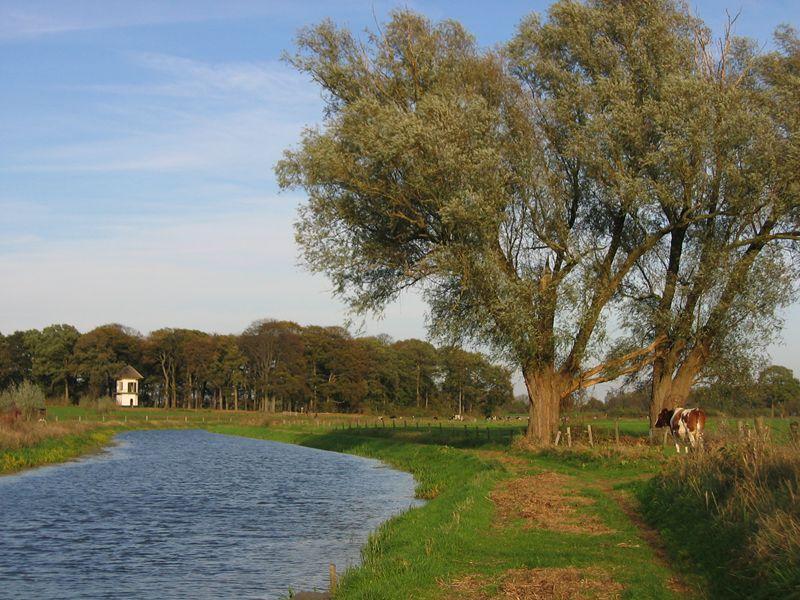 Foto 2: Berkelroute; Beleef het Landschap