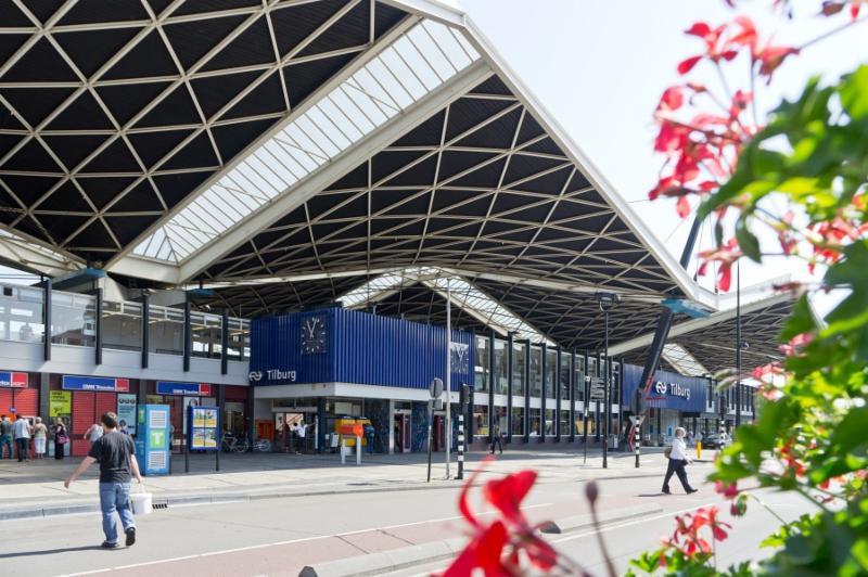 Tilburg station