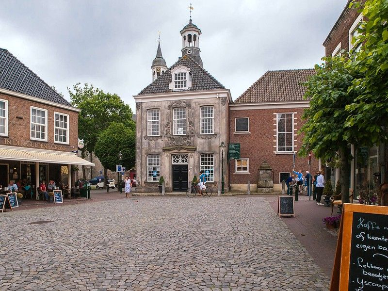Raadhuis - Ootmarsum - Rijksmonument