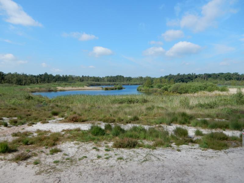 Fietsroute Oisterwijk en omgeving