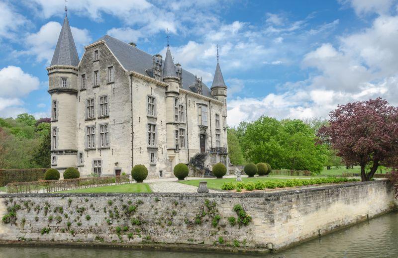 Kasteel Schaloen-Valkenburg Oud