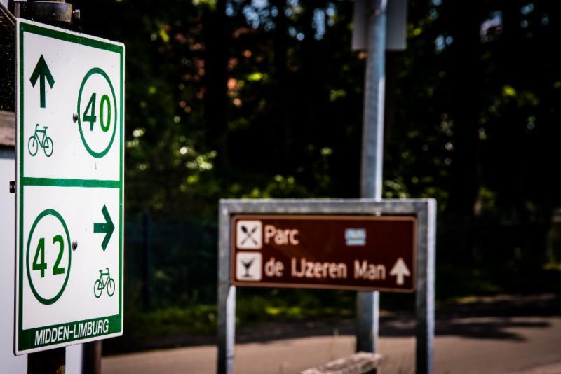 fietsen knooppunt Weert