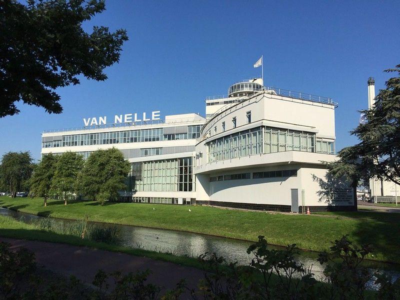 Van Nelle Factory / Van Nellefabriek