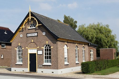 Rehoboth kerk, Rijksstraatweg 219, teuge