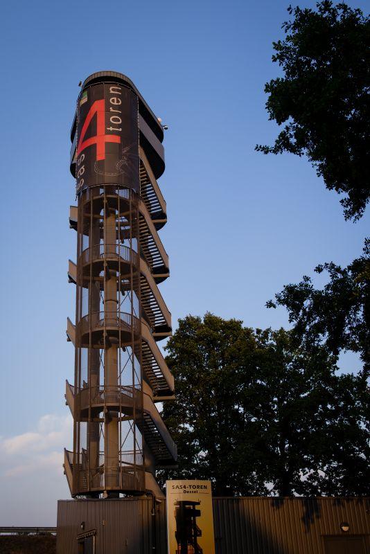SAS4 - toren Dessel