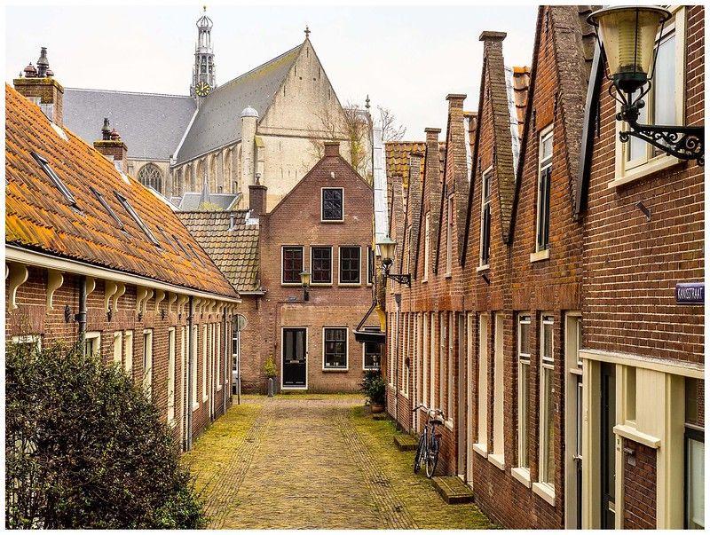 Kanisstraat / Grote Kerk Alkmaar