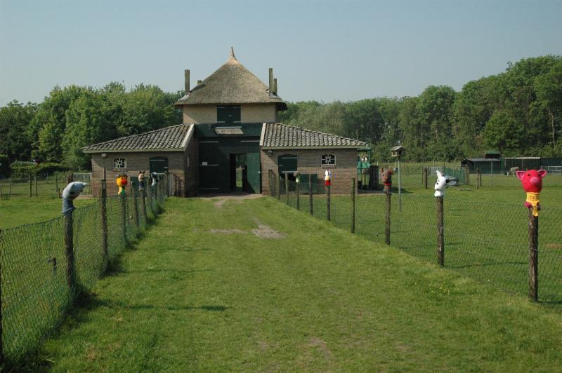 Speel- Kinderboerderij Strubbert