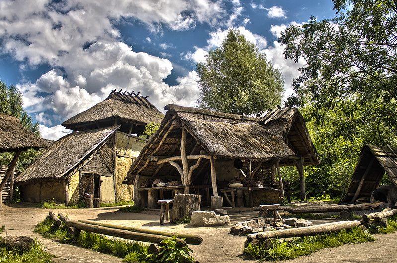 Prehistoric village