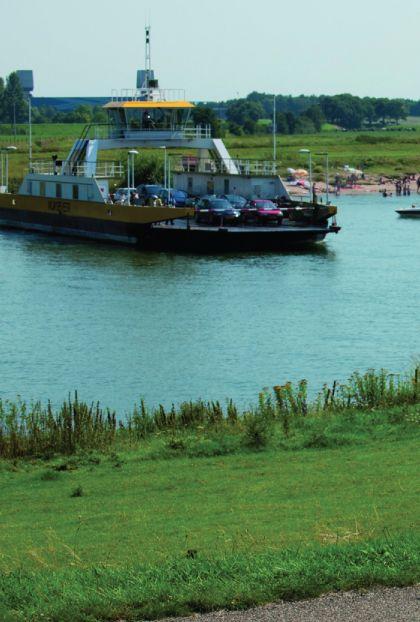 Foto: Eiland van Schalwijk route