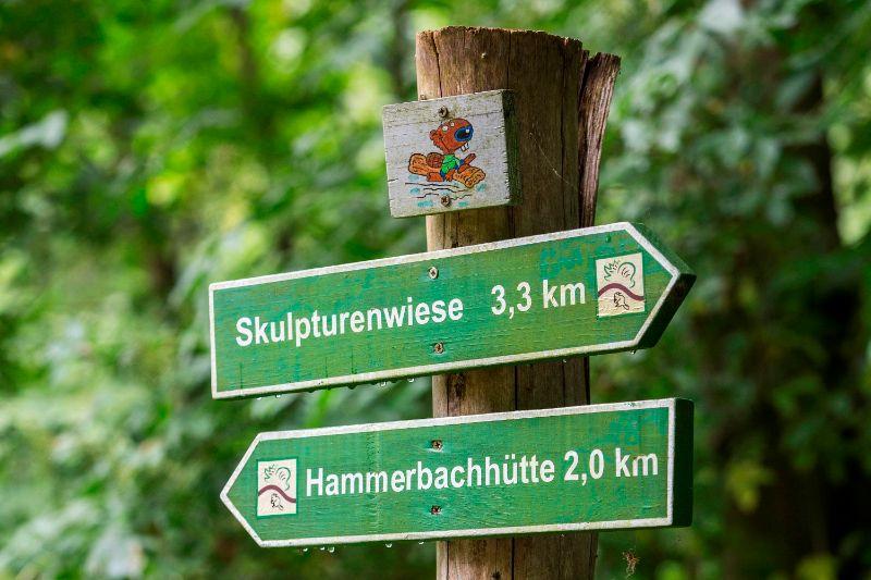 Qualiätswanderweg Heide-Biber-Tour