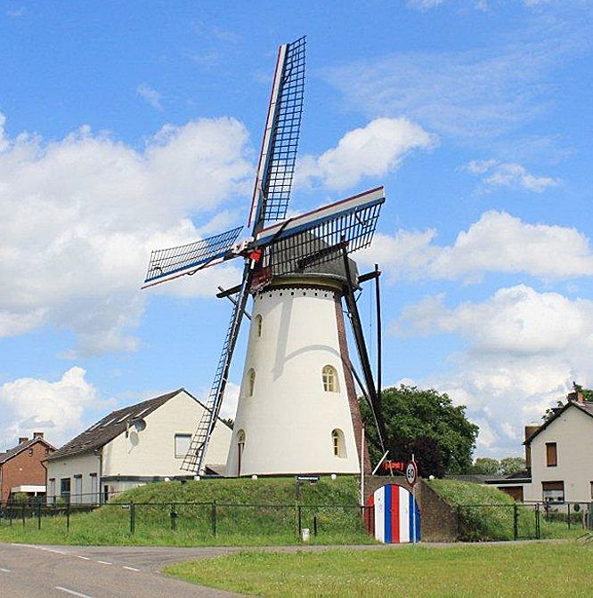 Nieuwe molen Weert