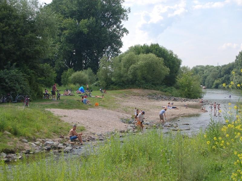Rodaumündung Regionalpark RheinMain