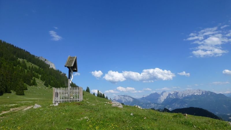 Oberaudorf - Panoramatour_Buennstein 2