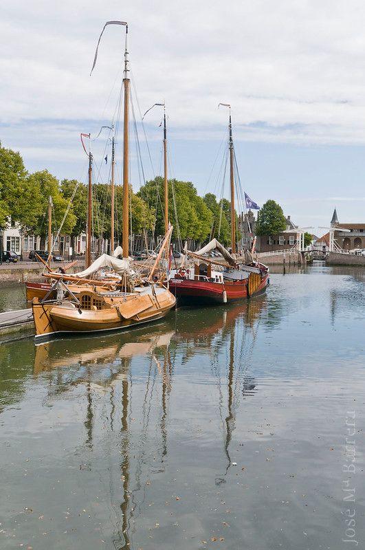 Zierikzee. The maritiem Museum