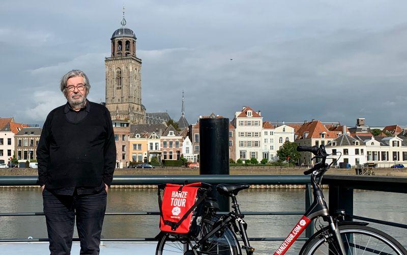 Maarten van Rossem Hanzestad Deventer