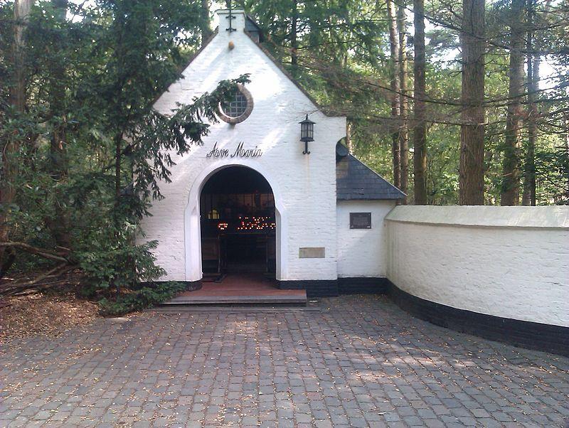 The Lady Chapel of Moergestel