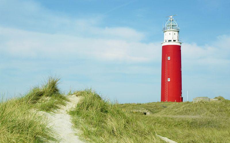 Vuurtoren Eierland-Texel
