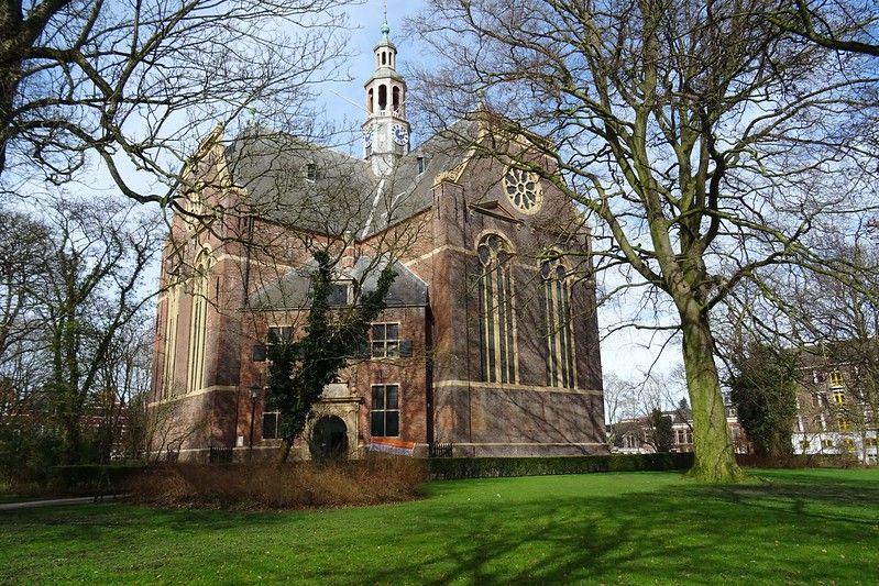 20170310 02 Groningen - Nieuwe Kerkhof - Nieuwe Kerk