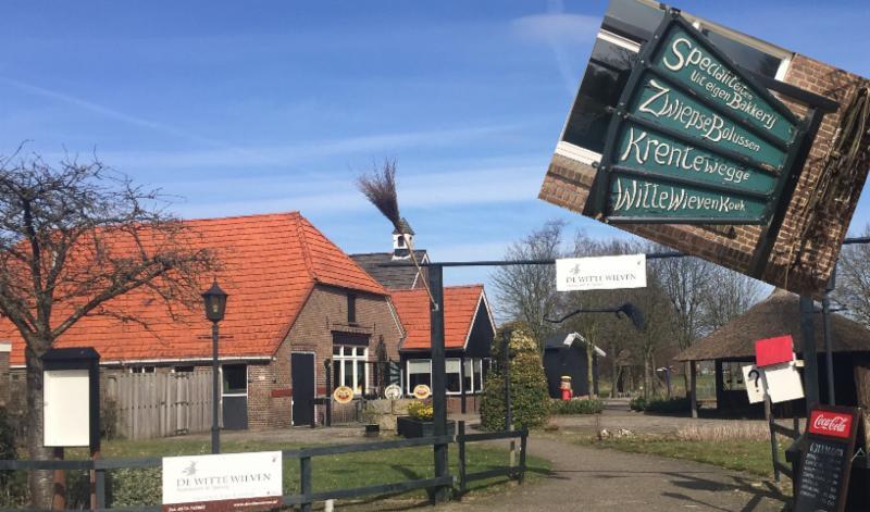 Restaurant & Spelerij De Witte Wieven
