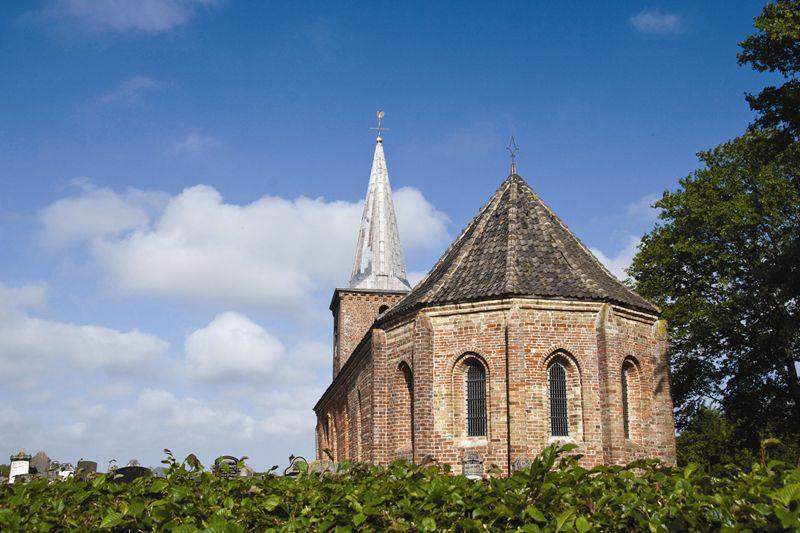Middeleeuwse kerk in Hoorn