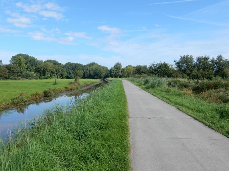 Fietsroute Hasselt en omgeving
