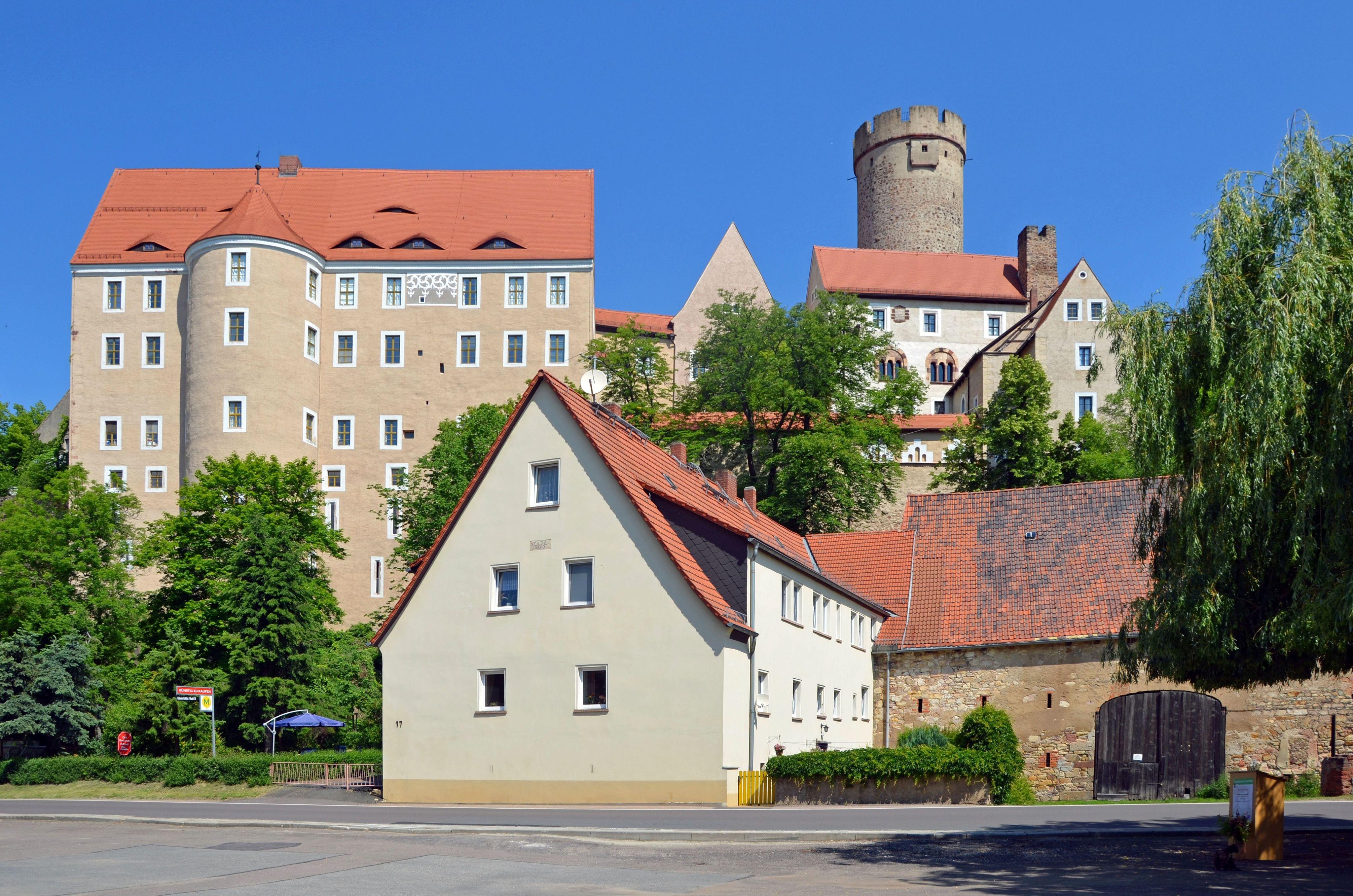 Altenburg-Colditz-Radroute