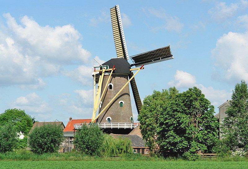 Zevenbergen, Willemstad en Standdaarbuiten