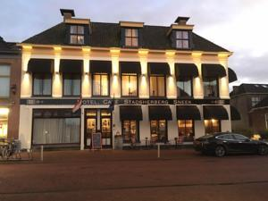 Hotel & Restaurant Stadsherberg Sneek