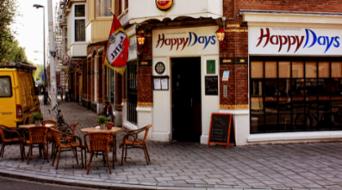 Cafe Happy days