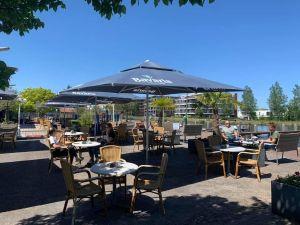 De Sonse Jachthaven Lunch-Diner-Terras