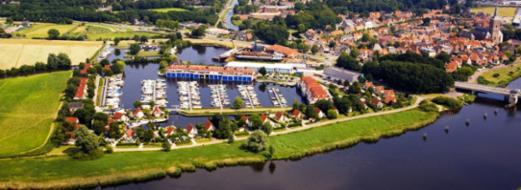 Camping & Camperplaats Jachthaven de Molenwaard