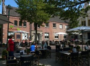 Grand Café & Restaurant De Kloostertuin