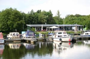 Paviljoen Jachthaven de Runde