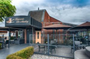 "Brasserie Restaurant ""De Aanleg"""