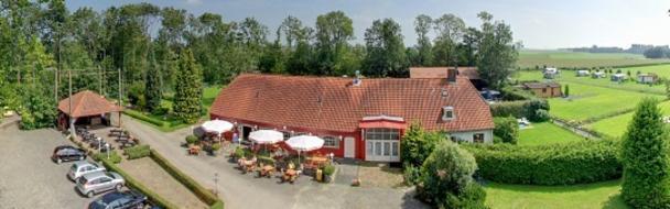 Restaurant de Wipkip en Camping Craneburcht