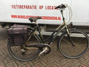 Mobiele fietsservice