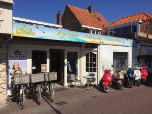 Behind THE Beach Bike Rentals