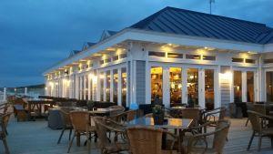 Restaurant Strandpaviljoen Caricole