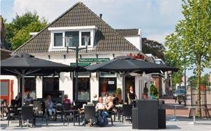 Restaurant Grand Café Ben Lagerhuis