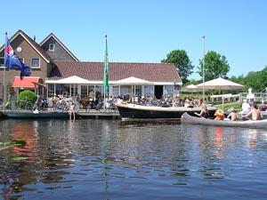 Petit restaurant het Otterswold