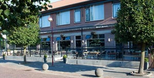 Hotel en Eetcafe Centraal Oostvoorne
