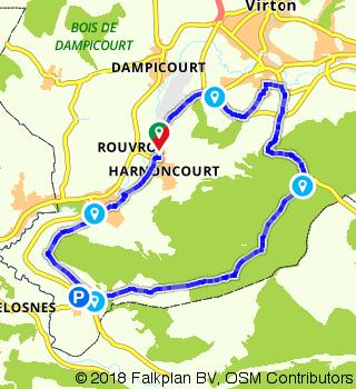 Op de fiets van Harnoncourt naar Torgny