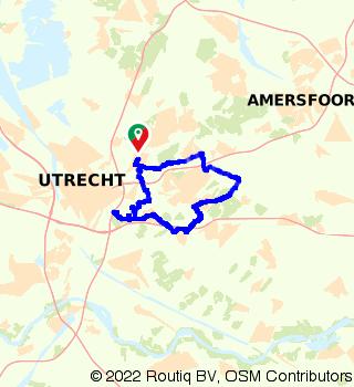 De Bilt, Bunnik en Soesterberg