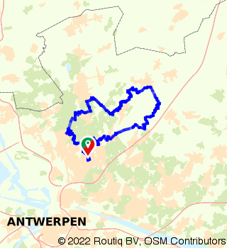 Brasschaat, Wuustwezel en Kalmthout