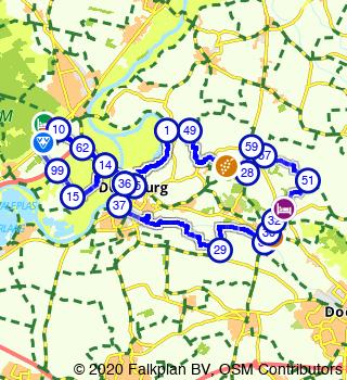 HanzeTour 2021 Zutphen 3 Daagse Welkomstdag