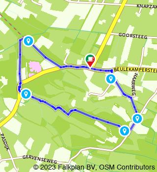 Around Huinerpad and Klein Boeijen