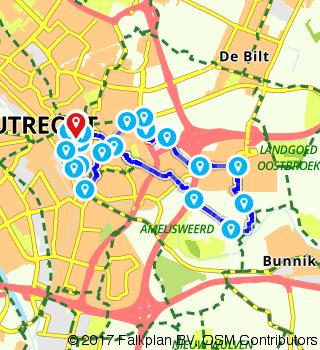 Fietsroute Grand Départ